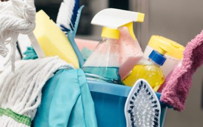 How much does housework clog up your family life?
