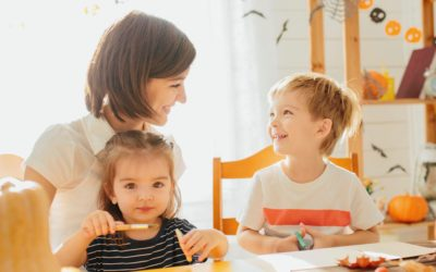 The Best Autumn Activities for Kids and Babysitters